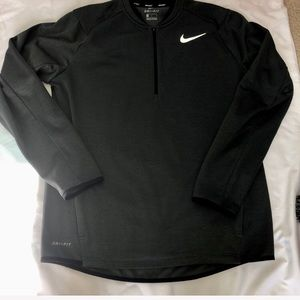 Nike Dri Fit golf pullover.